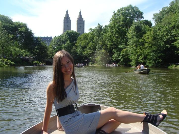 Me, Summer 2010