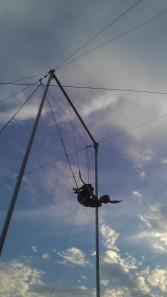Trapeze Class, 8/2013