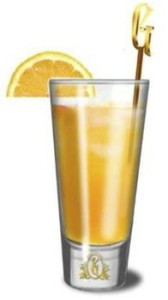 The Harvey Wallbanger cocktail. Image via examiner.com.