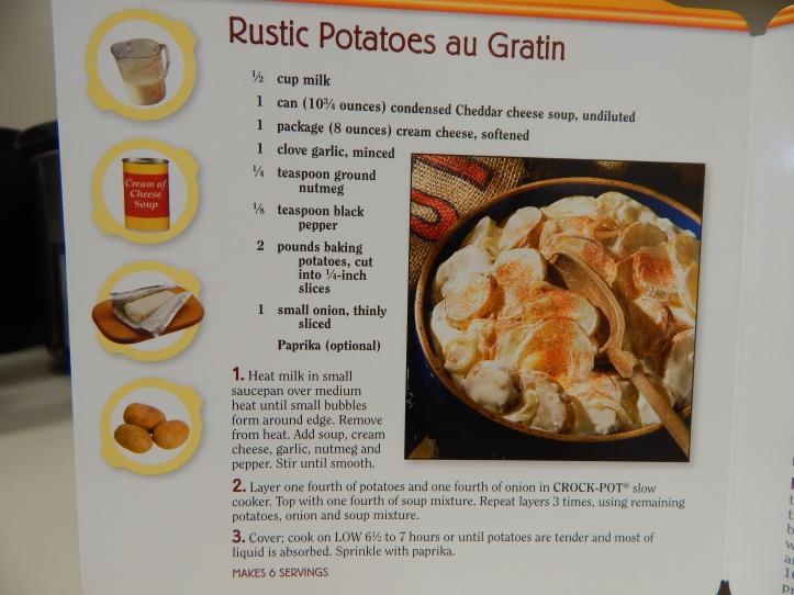 Rustic Potatoes au Gratin Recipe