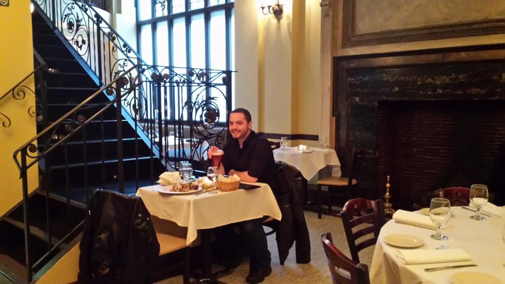 Tim at Brendan's
