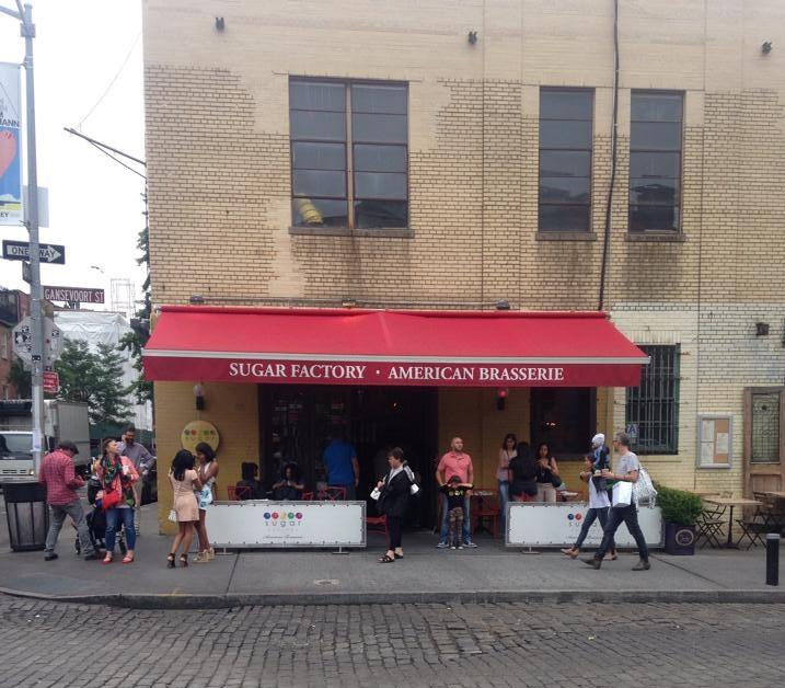 Sugar Restaurant New York