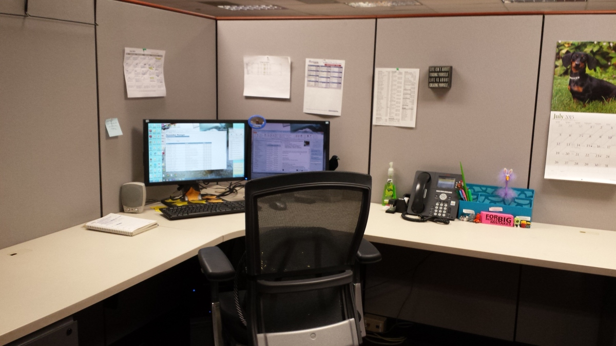 stand up for yourself  a review on using a standing desk at work