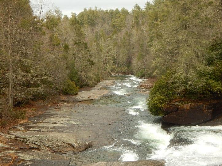 Triple Falls Stream